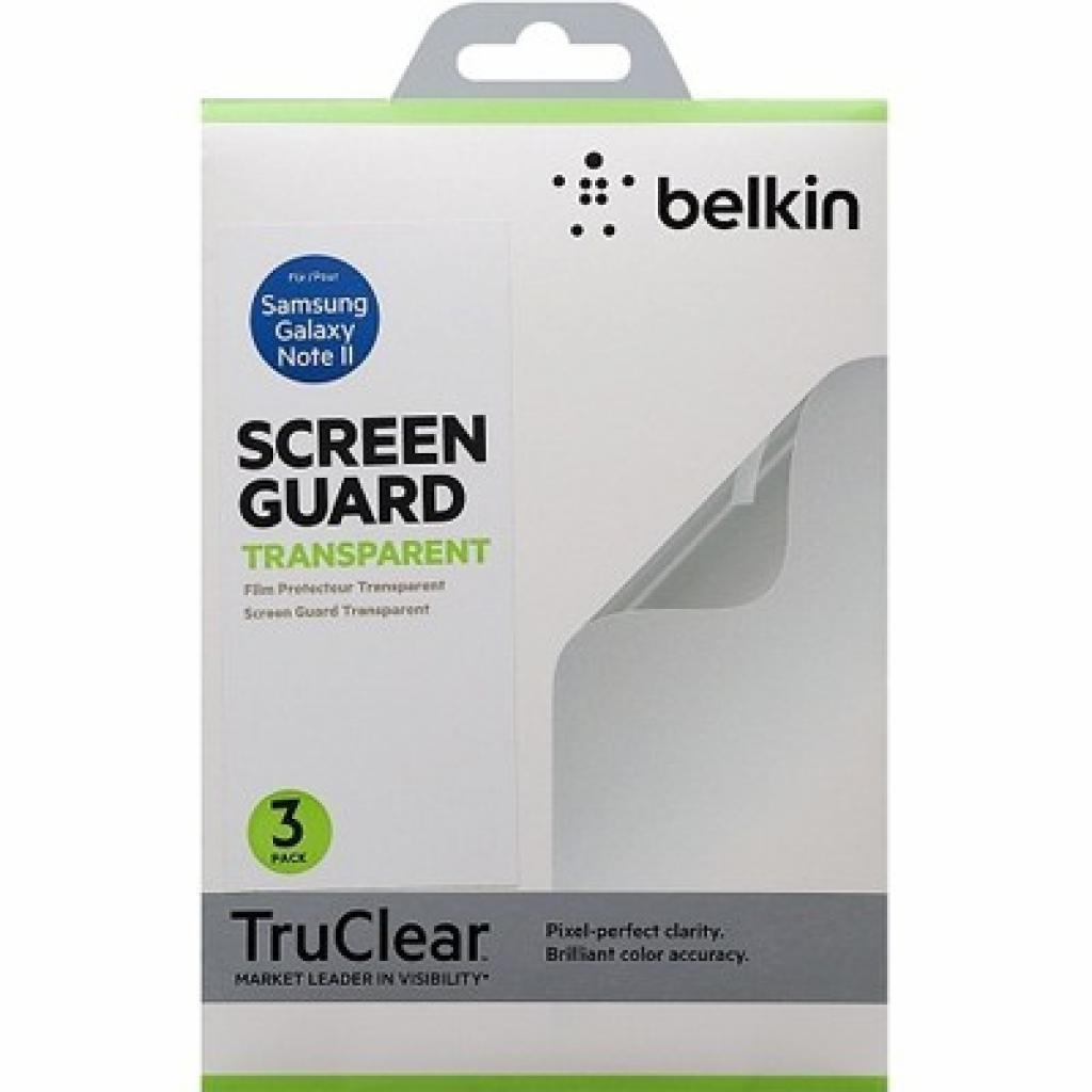 Пленка защитная Belkin Apple iPhone 5 (F8W179cw3)
