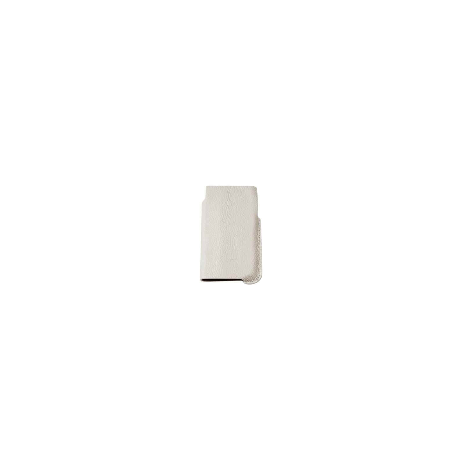 Чехол для моб. телефона Drobak для Nokia 520 Lumia /Classic pocket White (215103) изображение 2