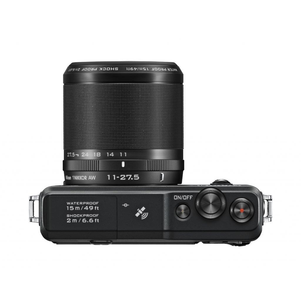 Цифровой фотоаппарат Nikon 1 AW1 black 11-27.5mm AW kit (VVA201K001) изображение 3