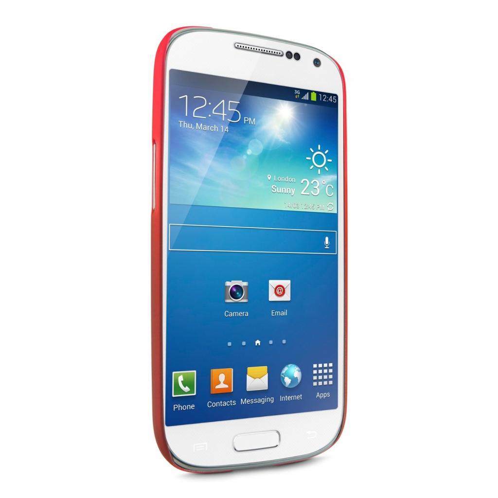 Чехол для моб. телефона Belkin Galaxy S4 mini Micra Glam Matte fuchsa (F8M633btC03) изображение 2