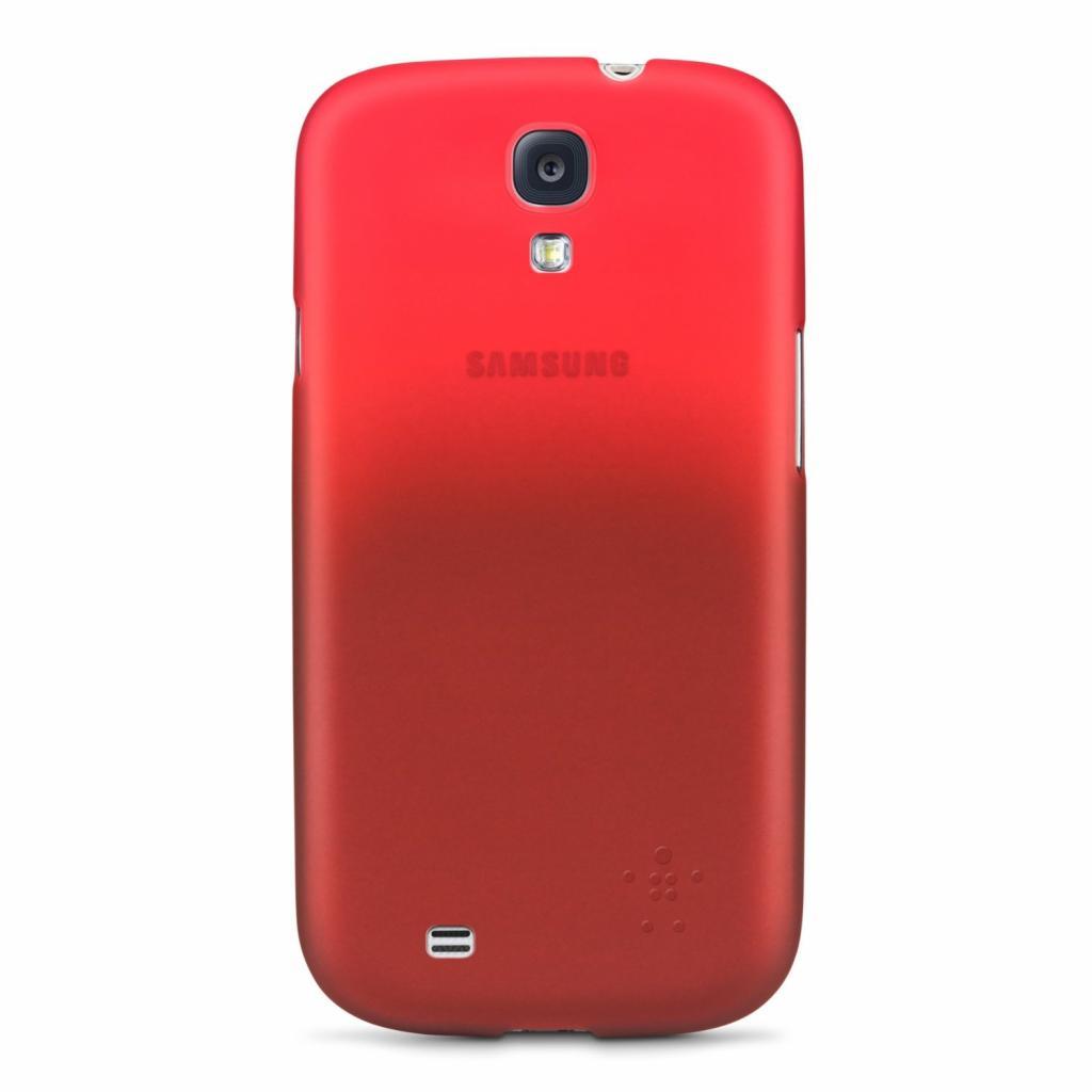 Чехол для моб. телефона Belkin Galaxy S4 mini Micra Glam Matte fuchsa (F8M633btC03)