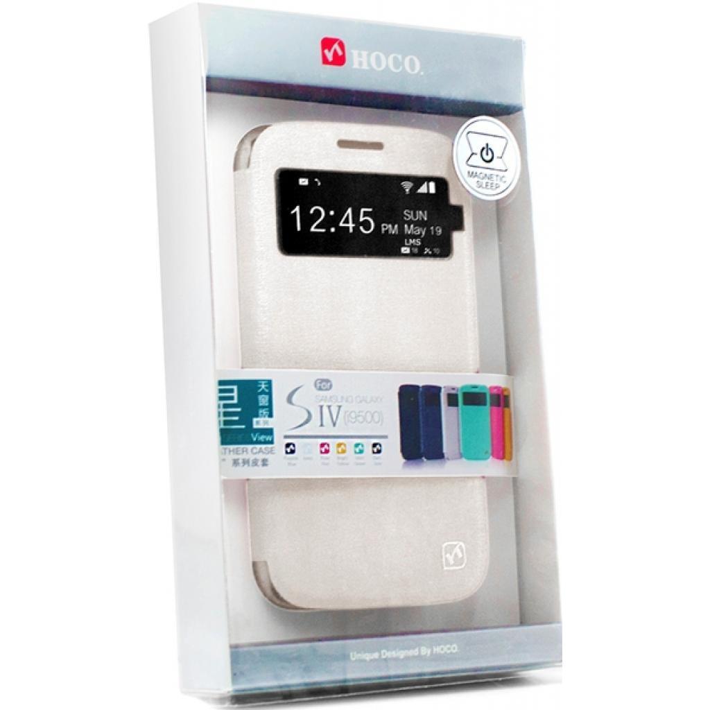 Чехол для моб. телефона HOCO для Samsung I9500 Galaxy S4 /Classic View Duke/ HS-L041 (6061194)