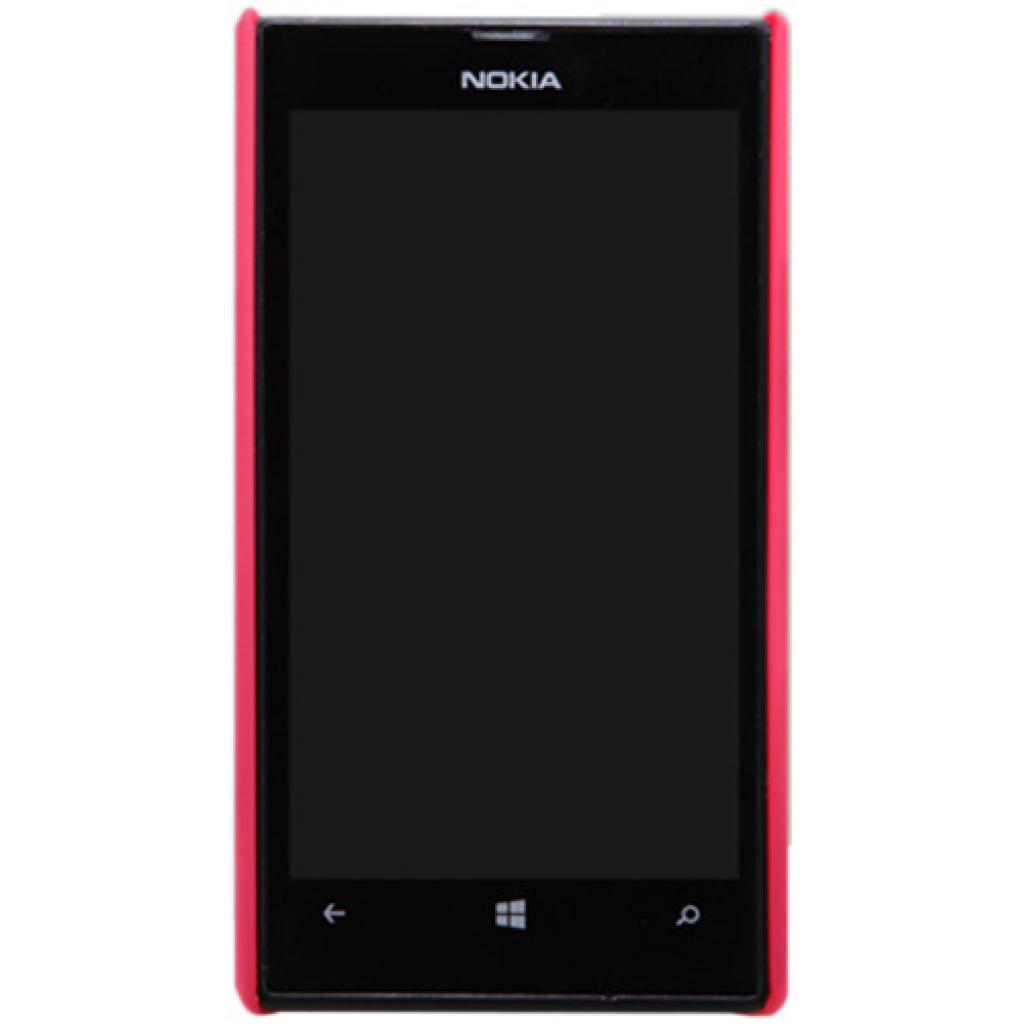 Чехол для моб. телефона NILLKIN для Nokia 520 /Super Frosted Shield/Red (6065766) изображение 2
