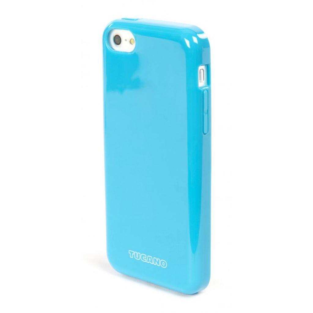 Чехол для моб. телефона Tucano iPhone 5С /Velo/Light blue (IPHCV-Z) изображение 3