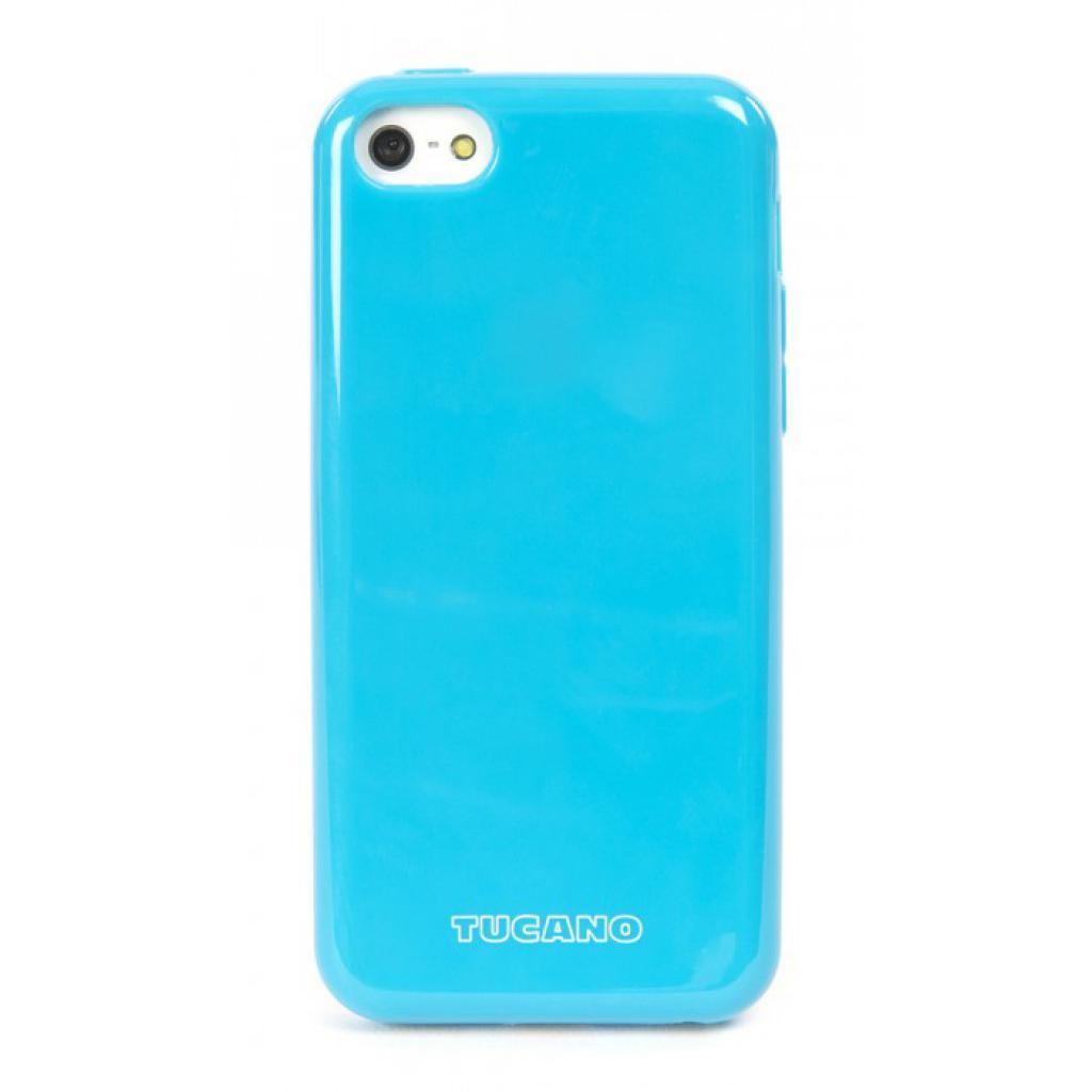Чехол для моб. телефона Tucano iPhone 5С /Velo/Light blue (IPHCV-Z)