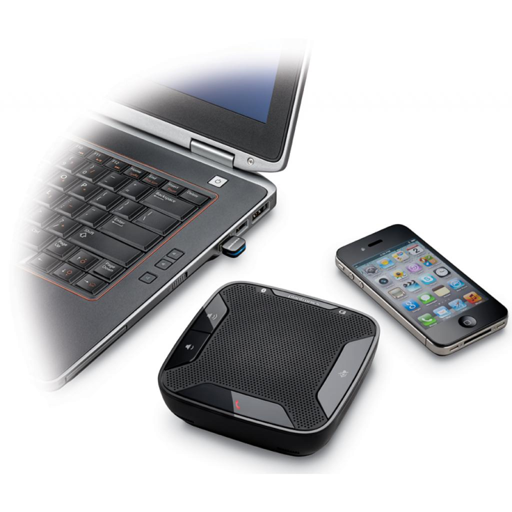 Bluetooth-гарнитура Plantronics CALISTO 620 (86700-02) изображение 5