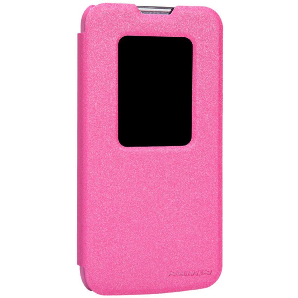 Чехол для моб. телефона NILLKIN для LG L90 Dual /Spark/ Leather/Red (6154934) изображение 2