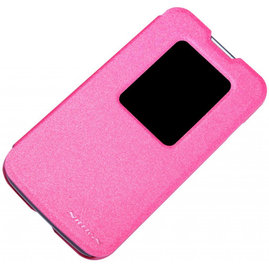 Чехол для моб. телефона NILLKIN для LG L90 Dual /Spark/ Leather/Red (6154934) изображение 3