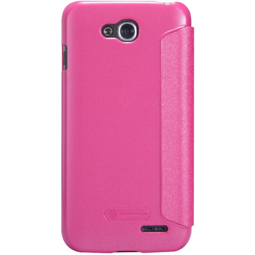 Чехол для моб. телефона NILLKIN для LG L90 Dual /Spark/ Leather/Red (6154934) изображение 5