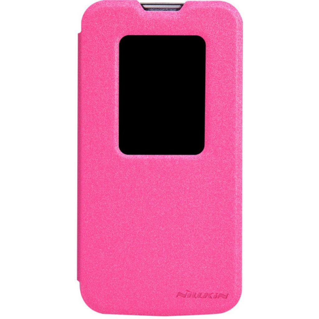 Чехол для моб. телефона NILLKIN для LG L90 Dual /Spark/ Leather/Red (6154934)