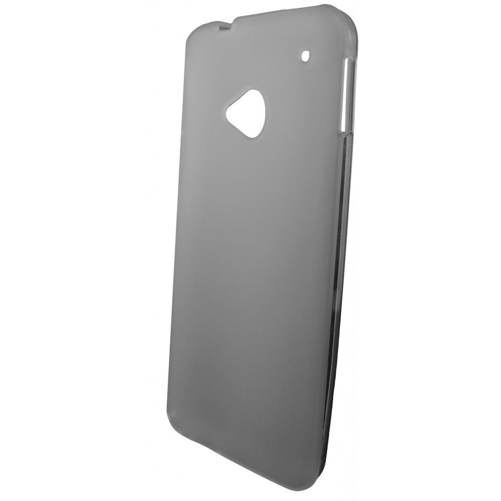 Чехол для моб. телефона GLOBAL для HTC One (темный) (1283126445149)