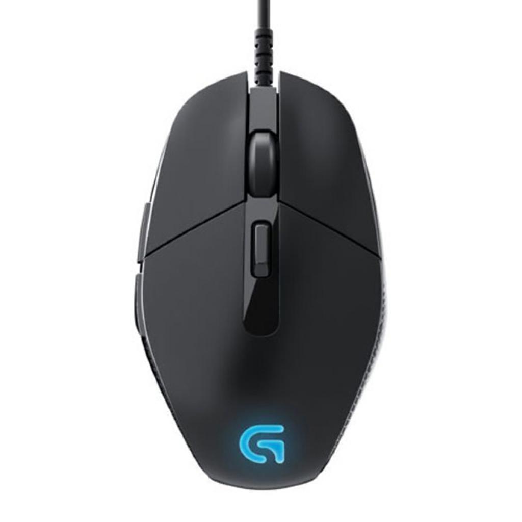 Мышка Logitech G302 Daedalus Prime MOBA (910-004207) изображение 2