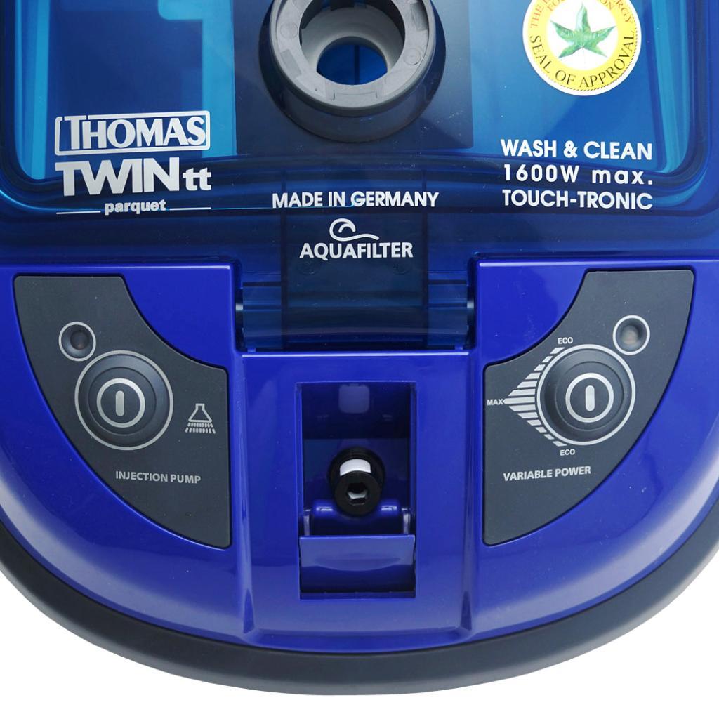Пылесос THOMAS TWIN aquafilter TT parquet изображение 8