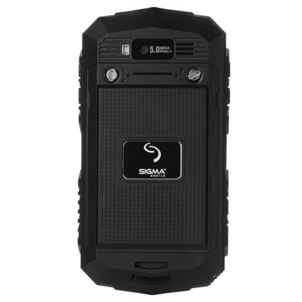 Мобильный телефон Sigma X-treme PQ16 Dual Sim Black (4827798373828) изображение 2