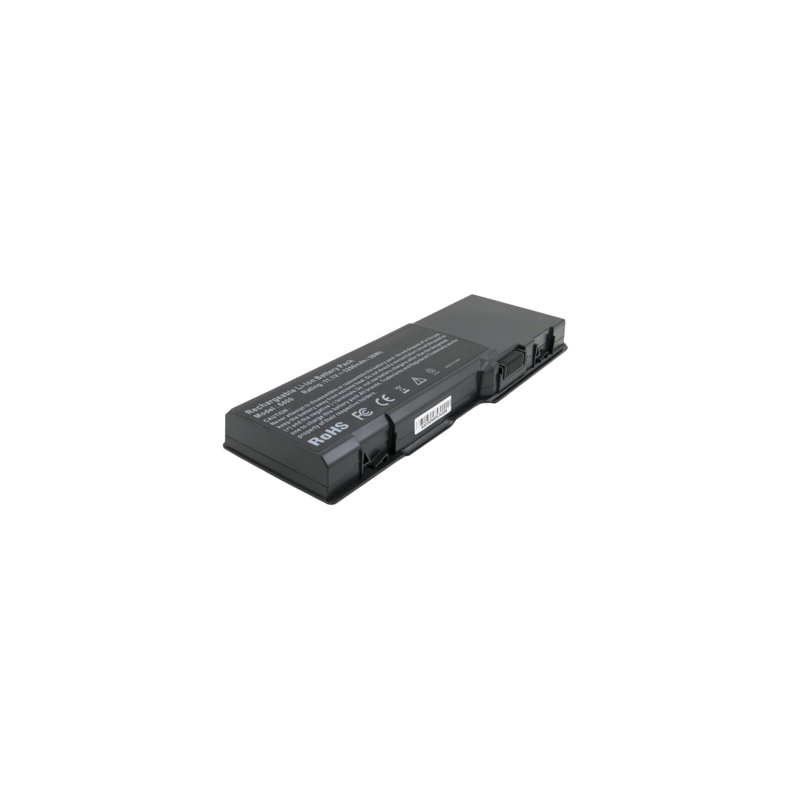 Аккумулятор для ноутбука Dell Inspiron 6400, 5200 mAh EXTRADIGITAL (BND3931) изображение 2