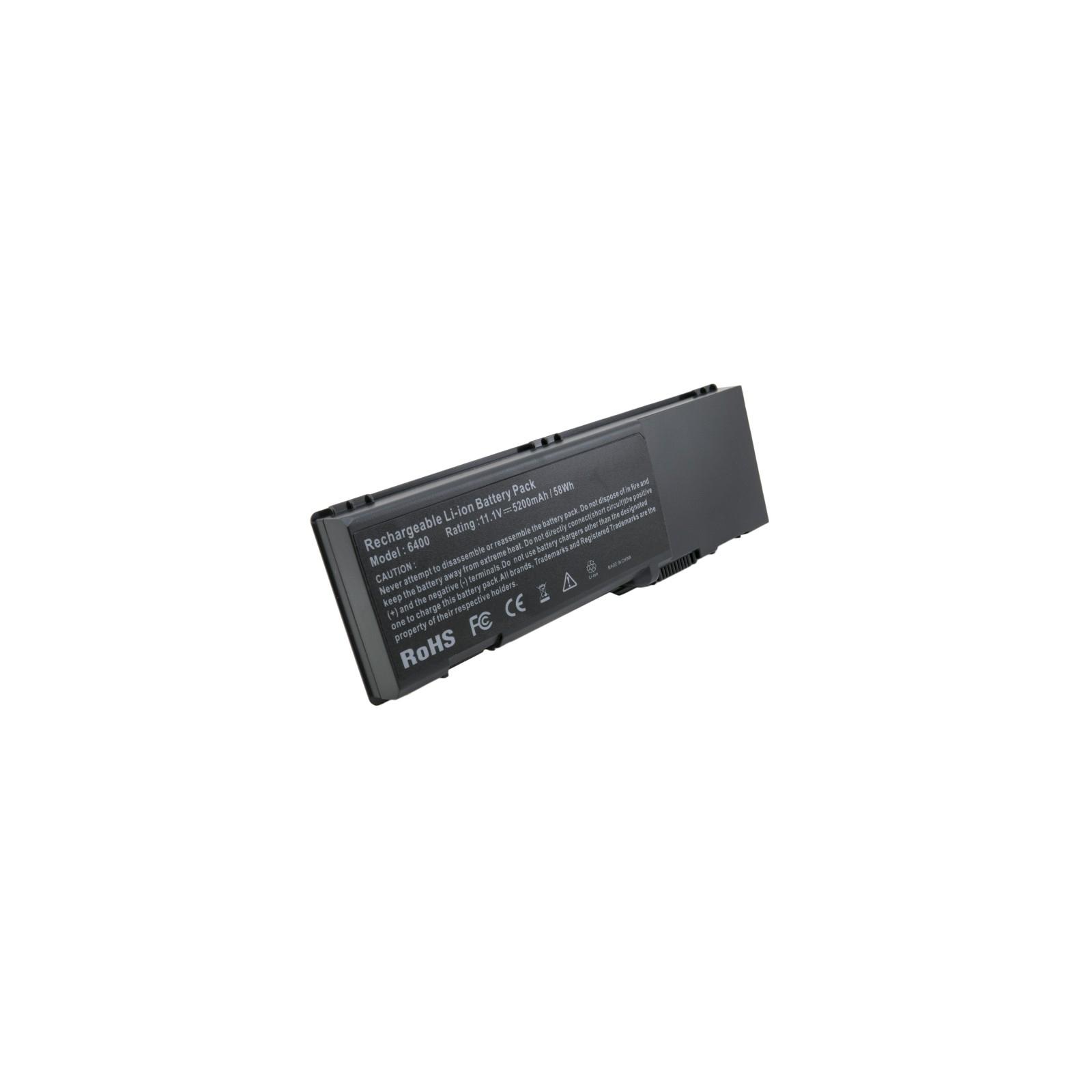 Аккумулятор для ноутбука Dell Inspiron 6400, 5200 mAh EXTRADIGITAL (BND3931)