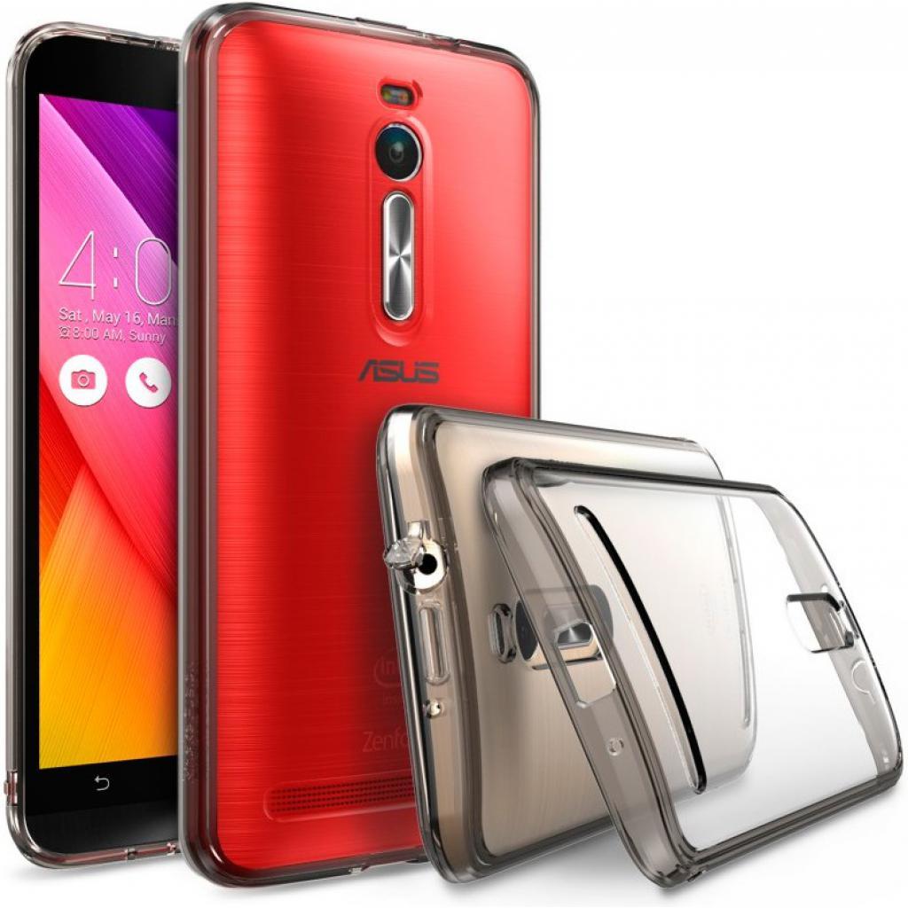 Чехол для моб. телефона Ringke Fusion для Asus Zenfone 2 (Smoke Black) (558438)