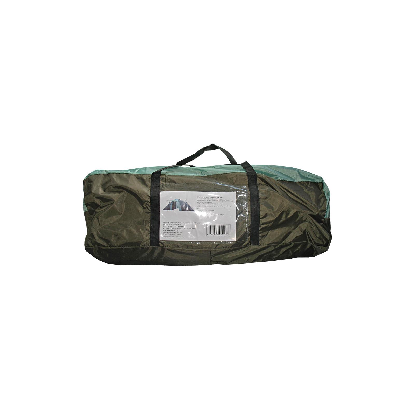Палатка Time Eco Camping-6 изображение 5