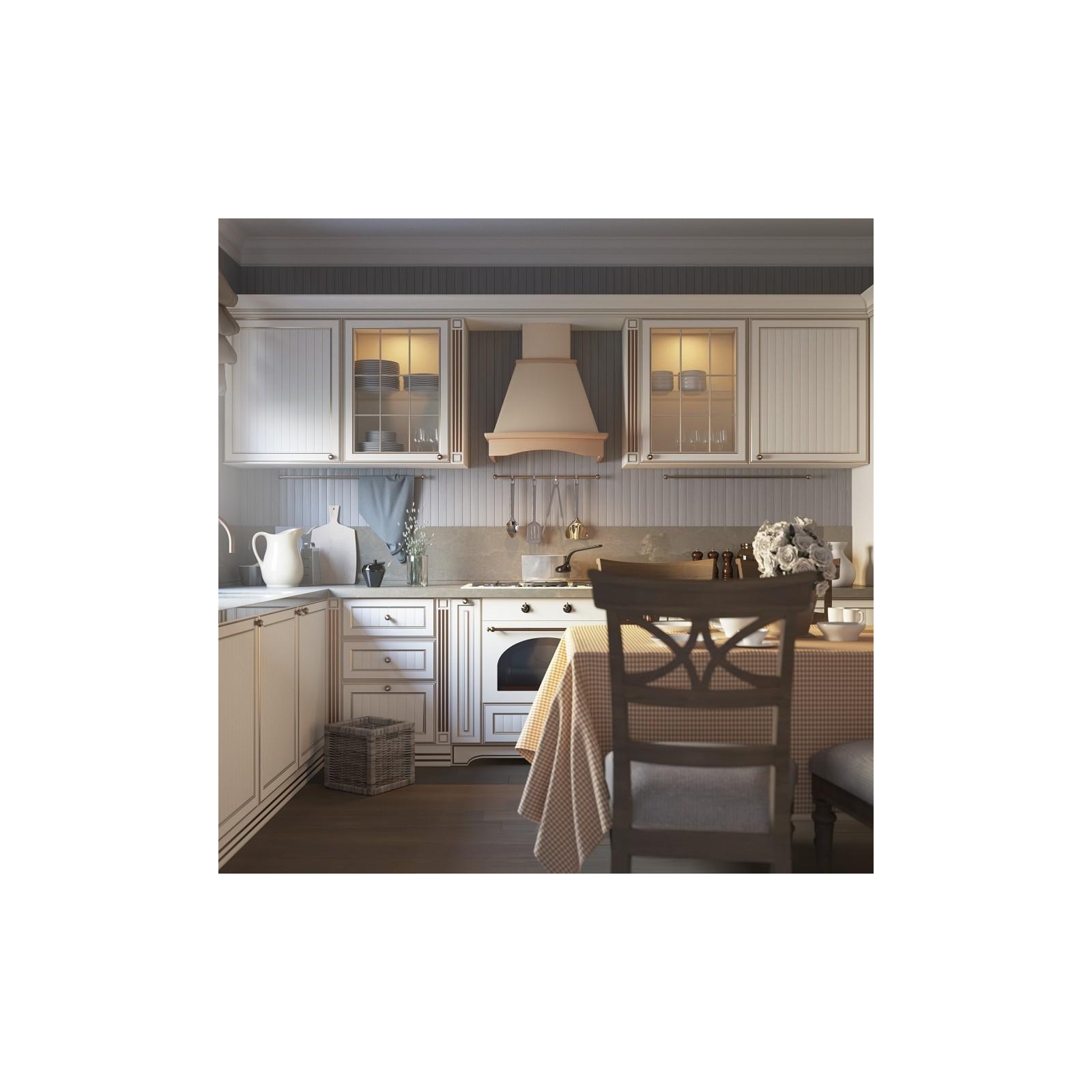 Вытяжка кухонная Eleyus Tempo 1000 LED SMD 90 N BL изображение 10