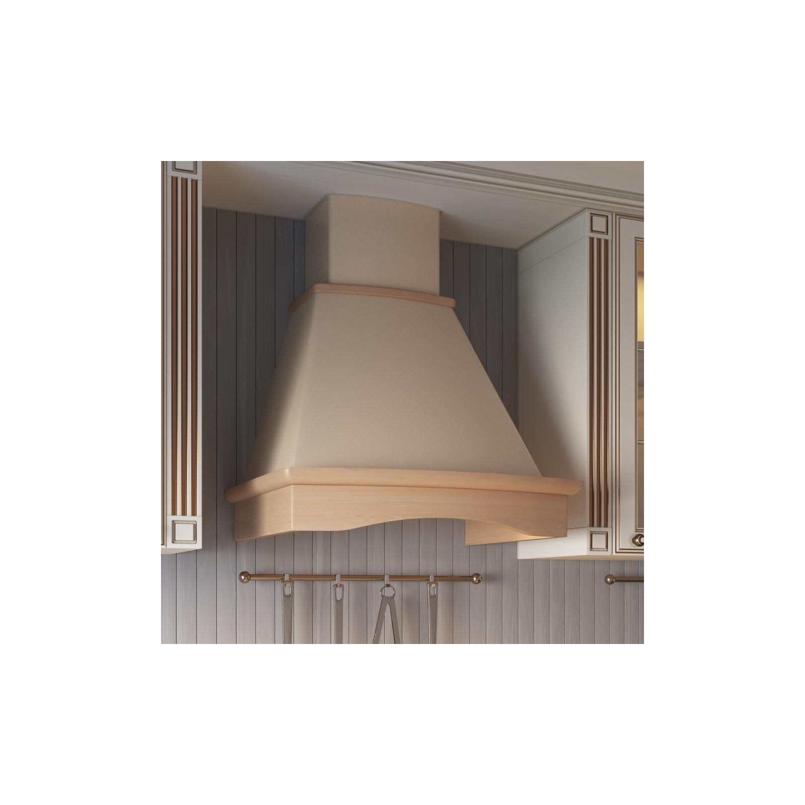 Вытяжка кухонная Eleyus Tempo 1000 LED SMD 90 N BL изображение 11