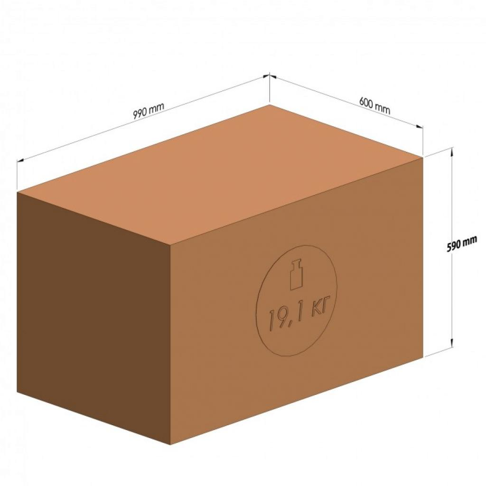 Вытяжка кухонная Eleyus Tempo 1000 LED SMD 90 N BL изображение 8