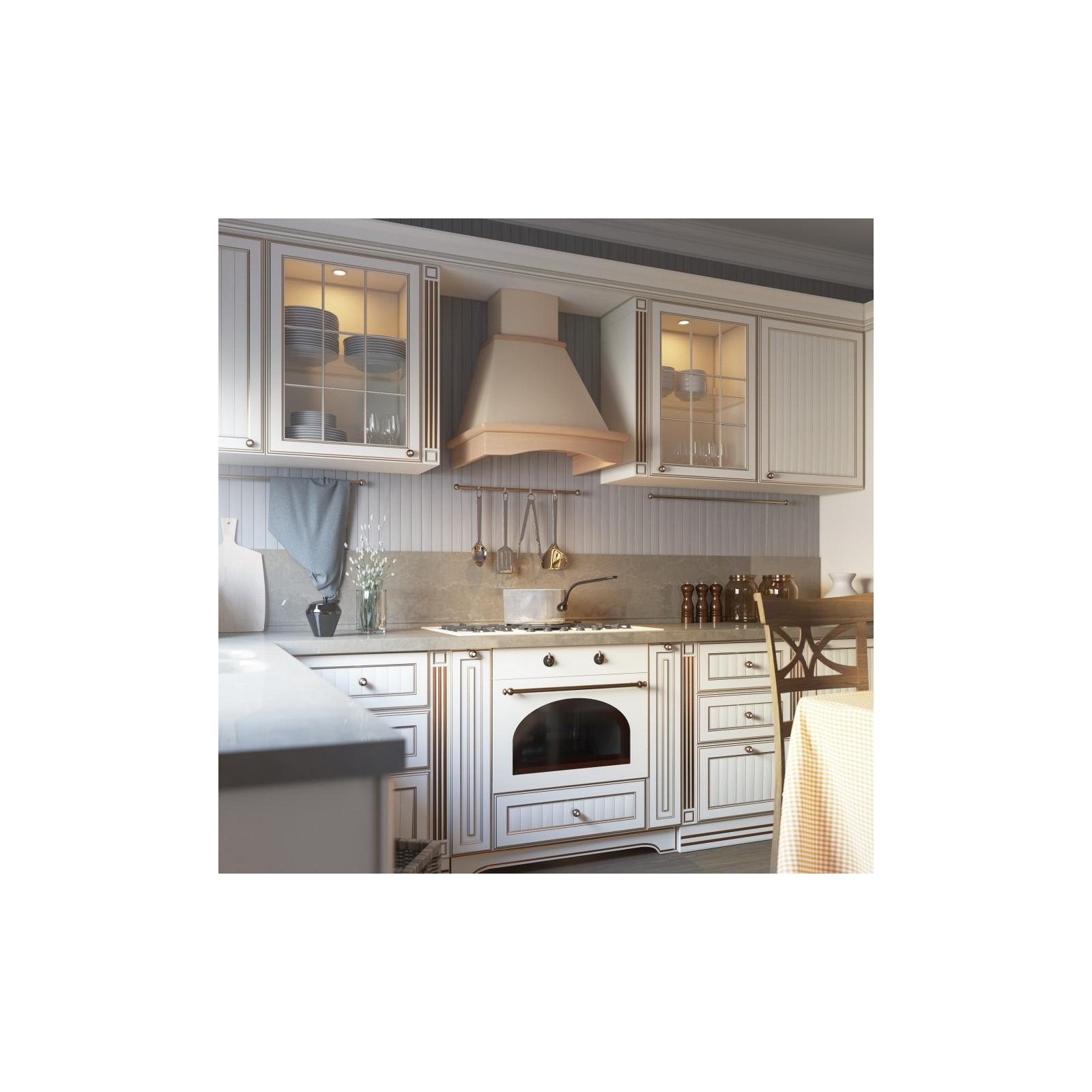 Вытяжка кухонная Eleyus Tempo 1000 LED SMD 90 N BL изображение 9