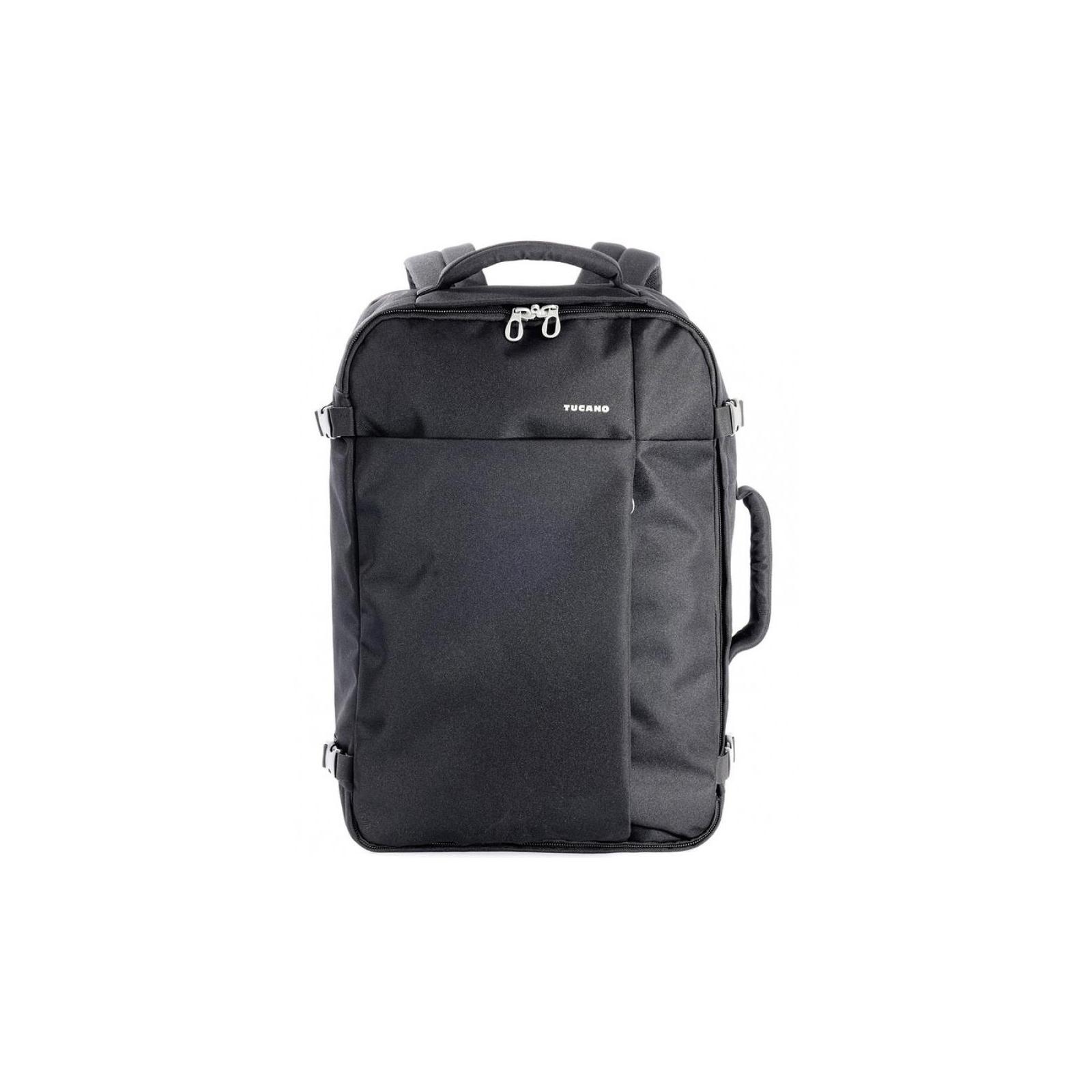 "Рюкзак для ноутбука Tucano 17.3"" TUGO' L CABIN black (BKTUG-L-BK) изображение 2"