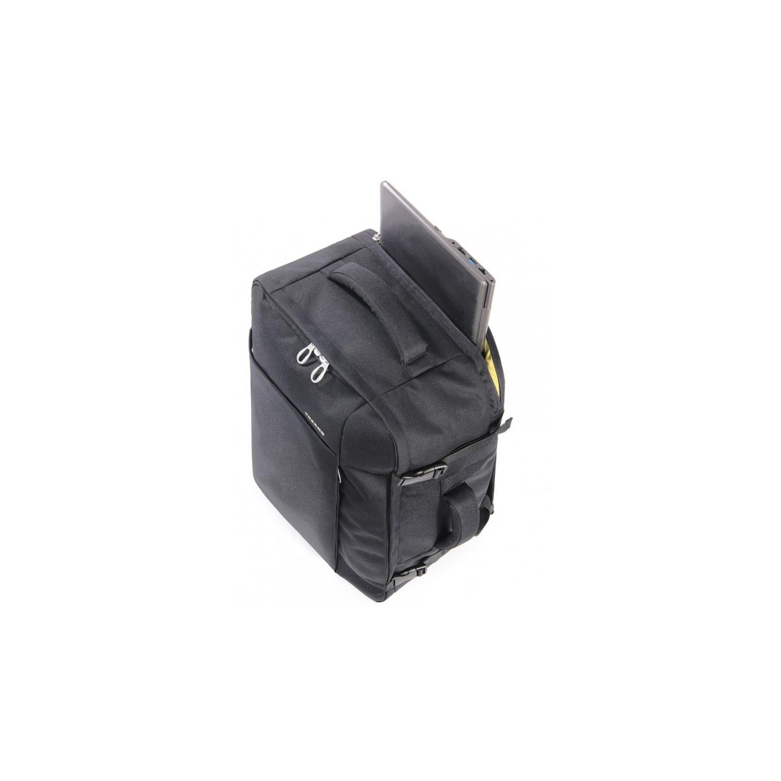 "Рюкзак для ноутбука Tucano 17.3"" TUGO' L CABIN black (BKTUG-L-BK) изображение 4"