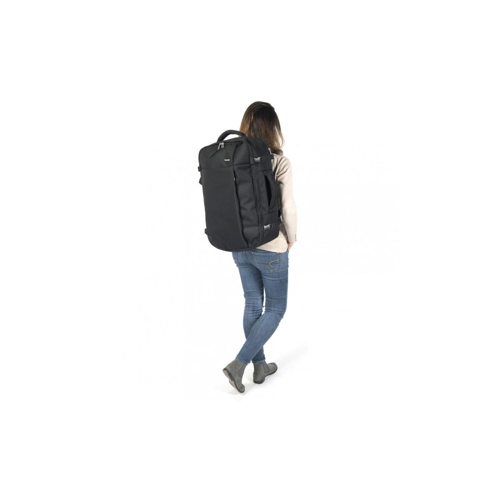 "Рюкзак для ноутбука Tucano 17.3"" TUGO' L CABIN black (BKTUG-L-BK) изображение 7"