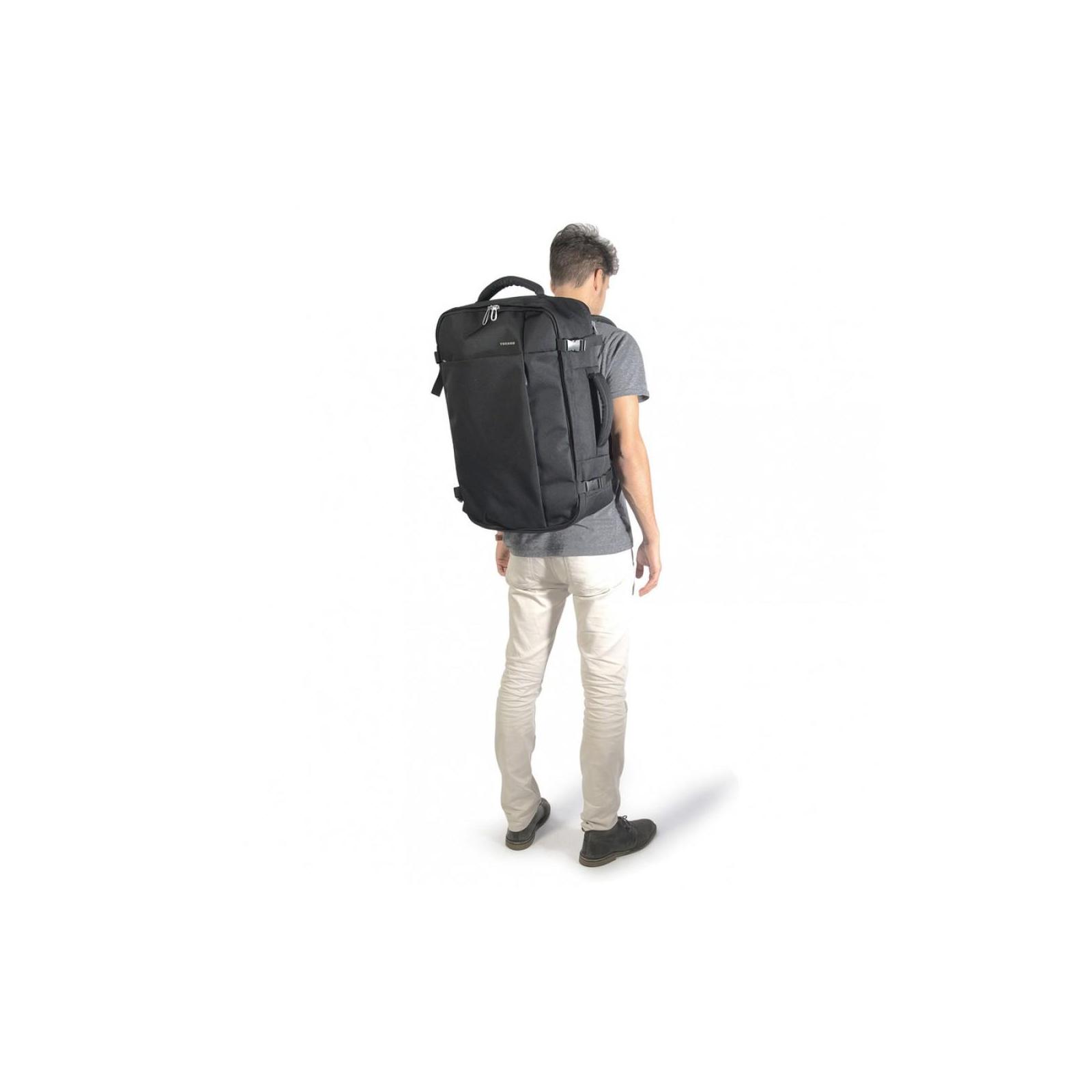 "Рюкзак для ноутбука Tucano 17.3"" TUGO' L CABIN black (BKTUG-L-BK) изображение 8"