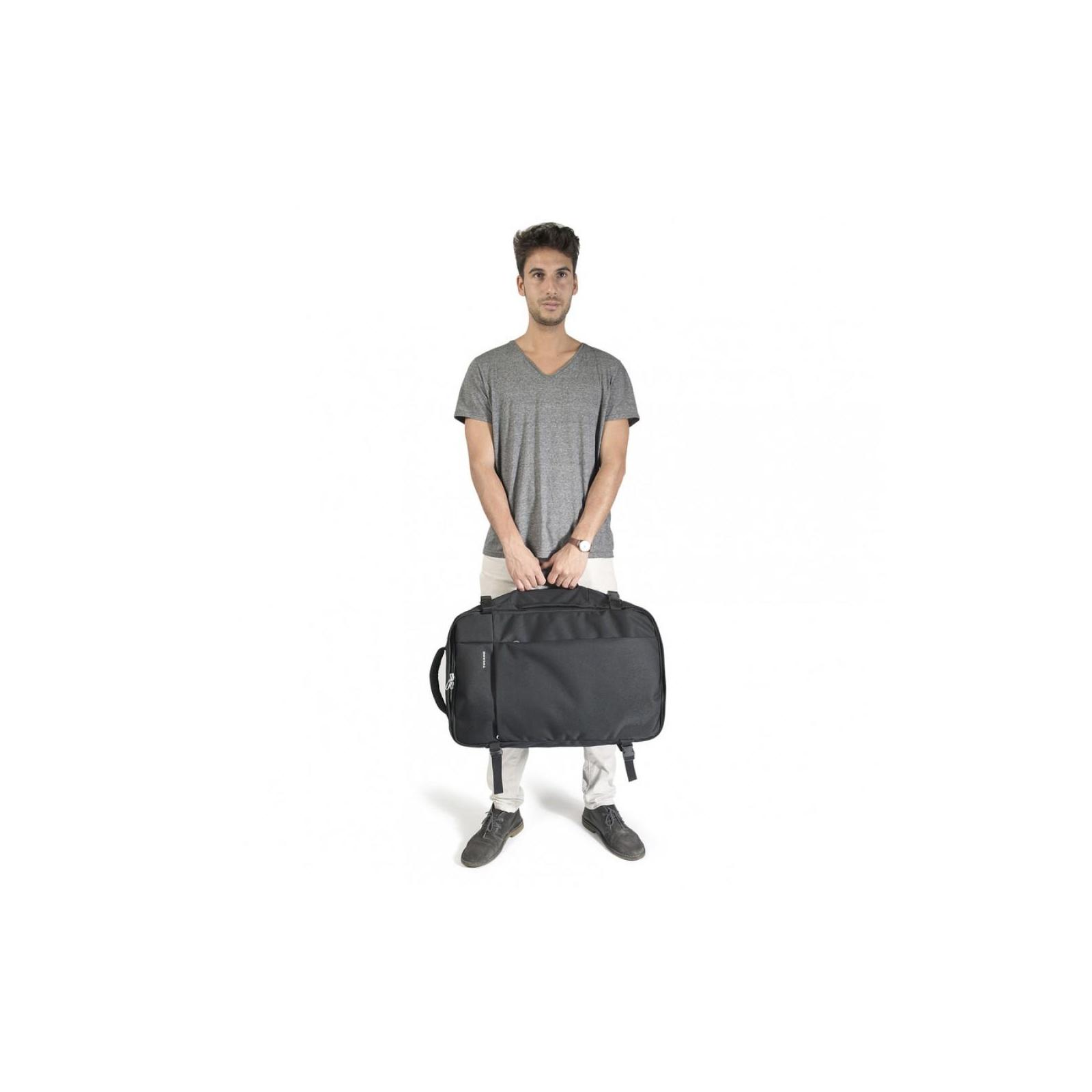 "Рюкзак для ноутбука Tucano 17.3"" TUGO' L CABIN black (BKTUG-L-BK) изображение 9"