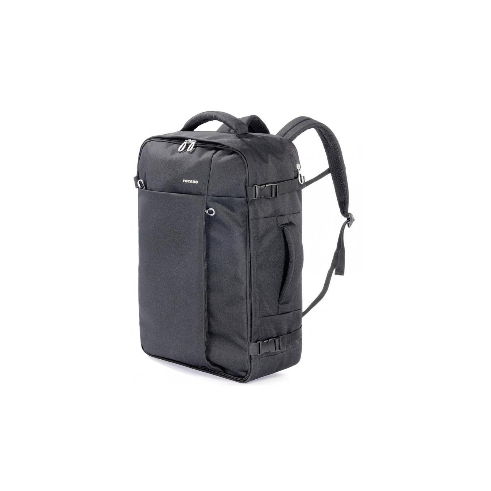 "Рюкзак для ноутбука Tucano 17.3"" TUGO' L CABIN black (BKTUG-L-BK)"