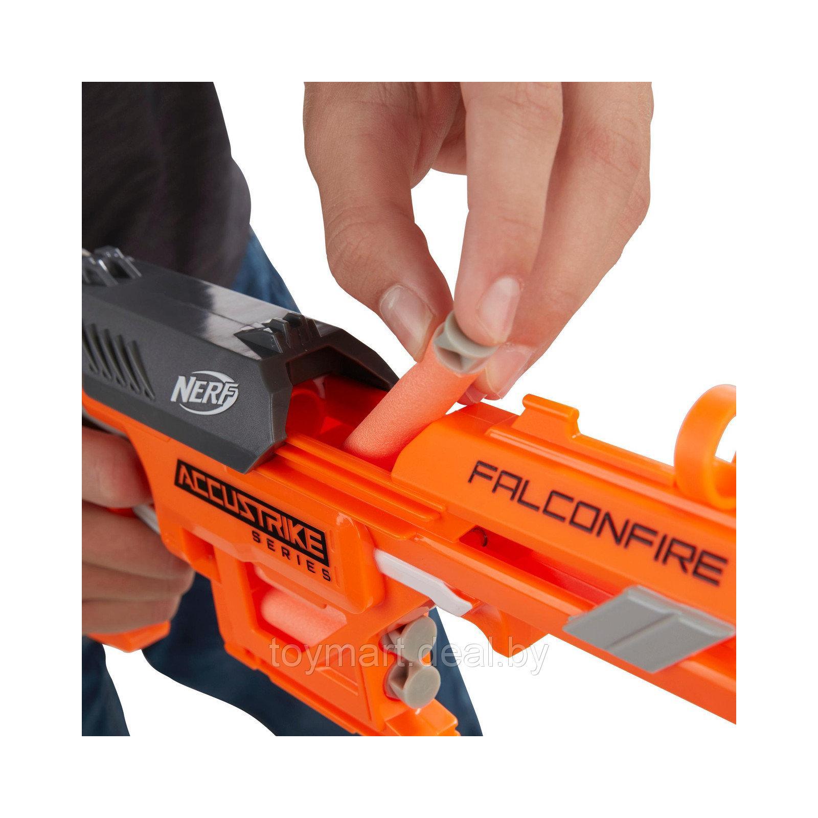 Игрушечное оружие Hasbro Бластер Аккустрайк Фалконфайр (B9839) изображение 3