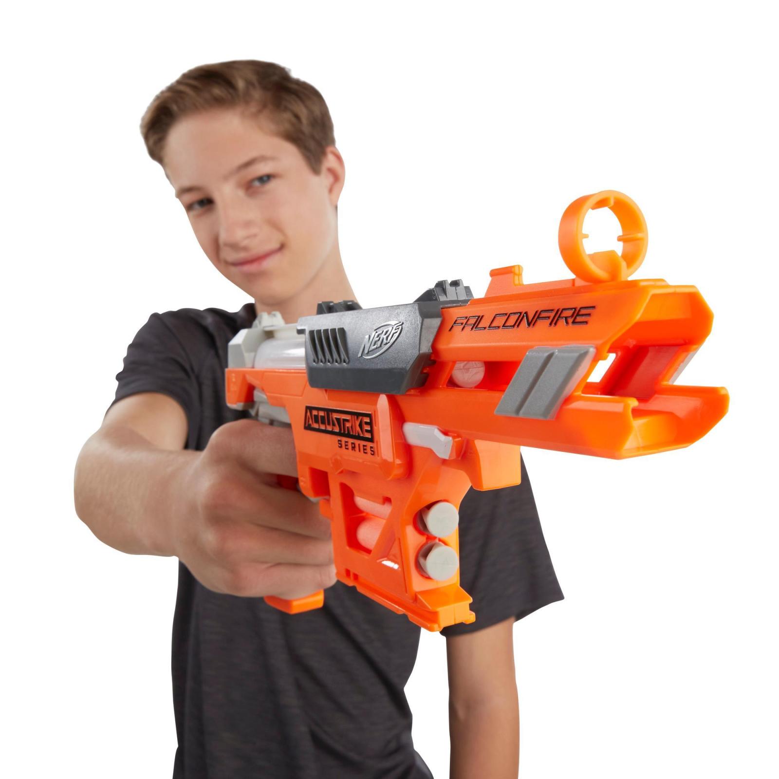 Игрушечное оружие Hasbro Бластер Аккустрайк Фалконфайр (B9839) изображение 4