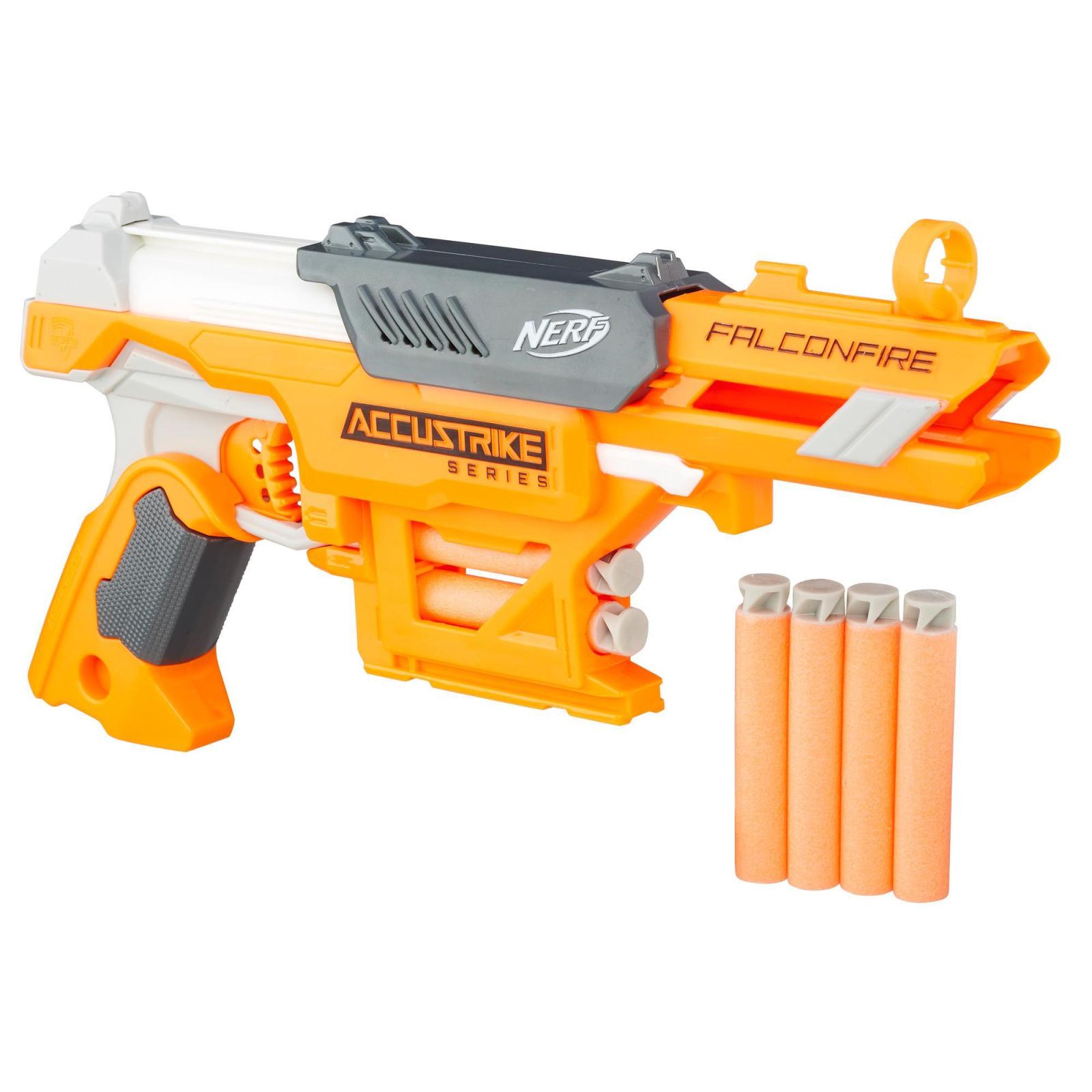 Игрушечное оружие Hasbro Бластер Аккустрайк Фалконфайр (B9839)