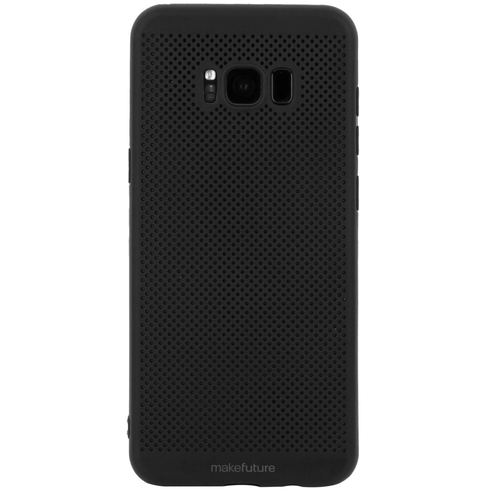 Чехол для моб. телефона MakeFuture Moon Case (TPU) для Samsung S8 Plus Black (MCM-SS8PBK)