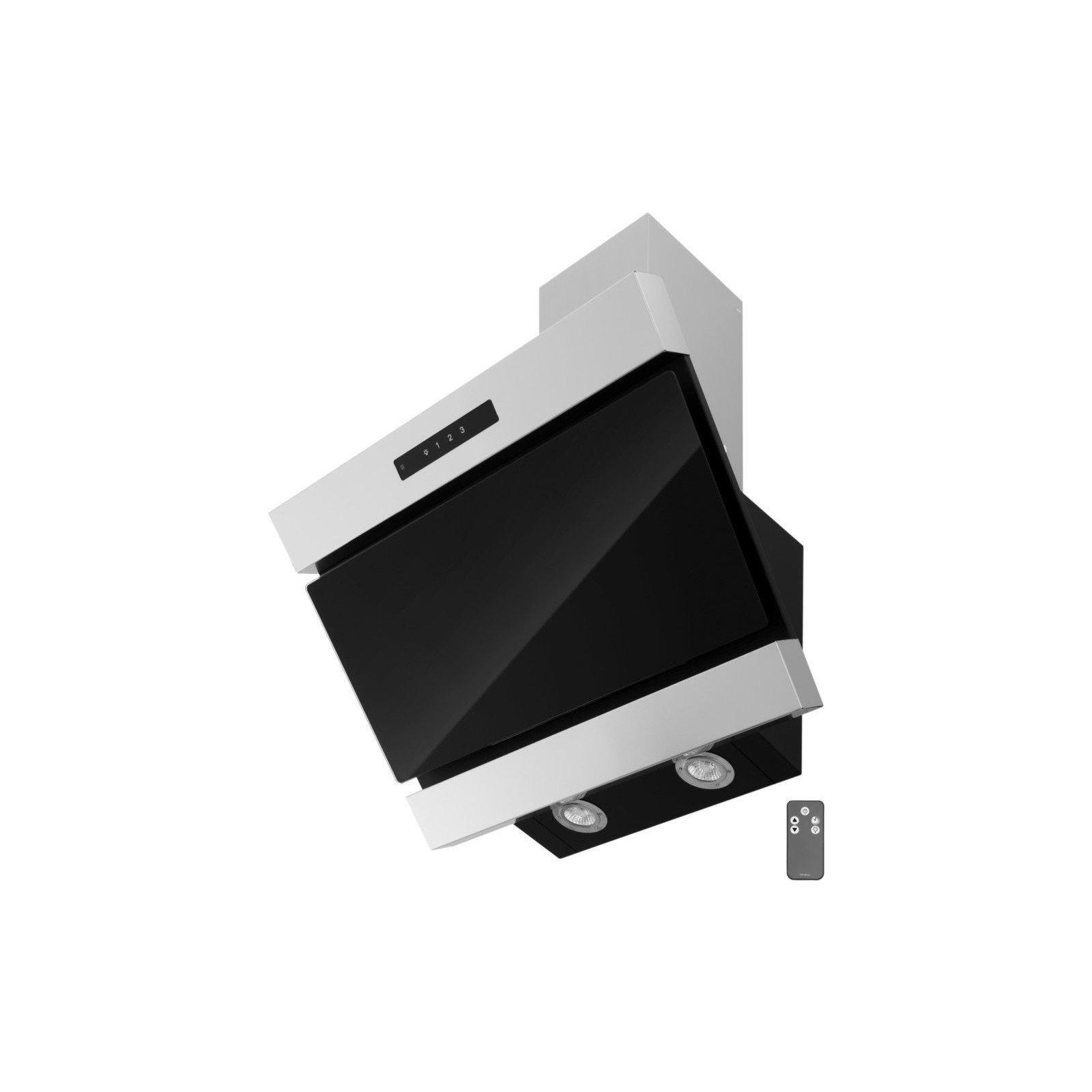 Вытяжка кухонная ZIRTAL FORTE 60 BL изображение 2
