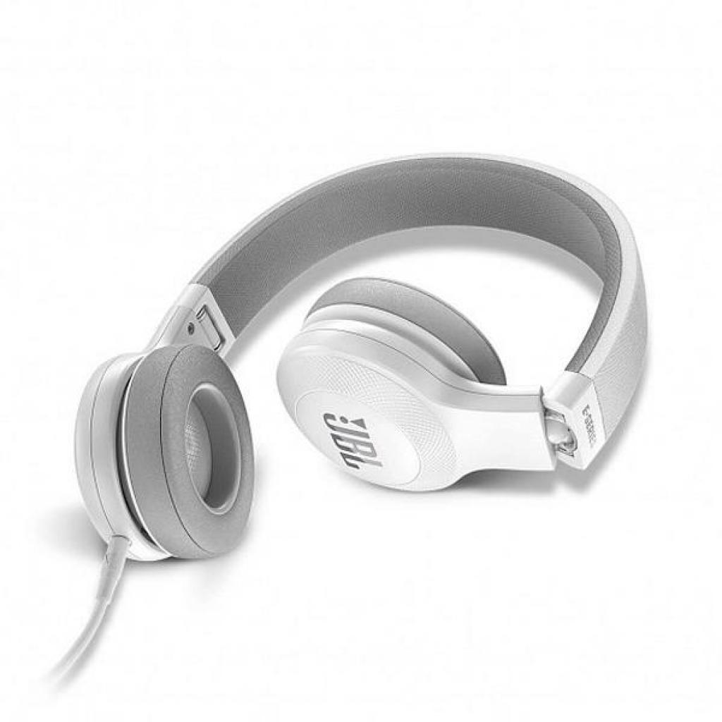 Наушники JBL E35 White (E35WHT) изображение 5