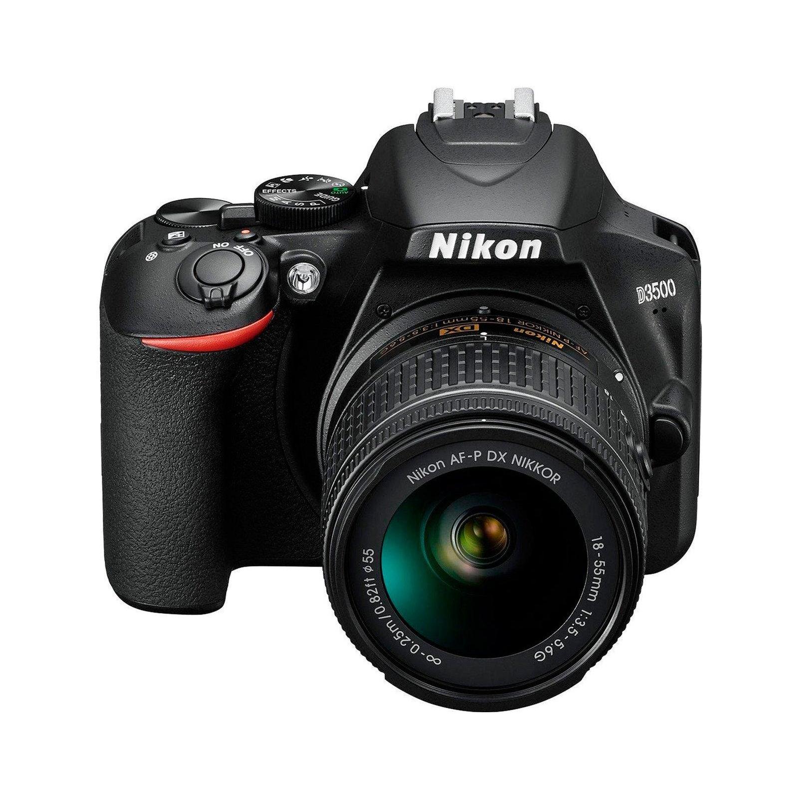 Цифровой фотоаппарат Nikon D3500 AF-P 18-55 non-VR kit (VBA550K002) изображение 10