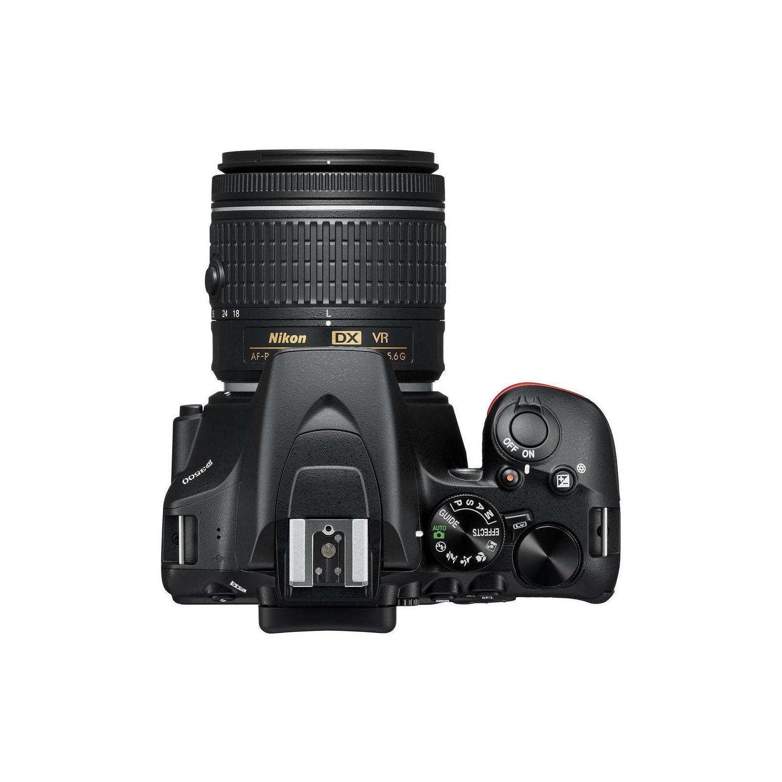Цифровой фотоаппарат Nikon D3500 AF-P 18-55 non-VR kit (VBA550K002) изображение 5