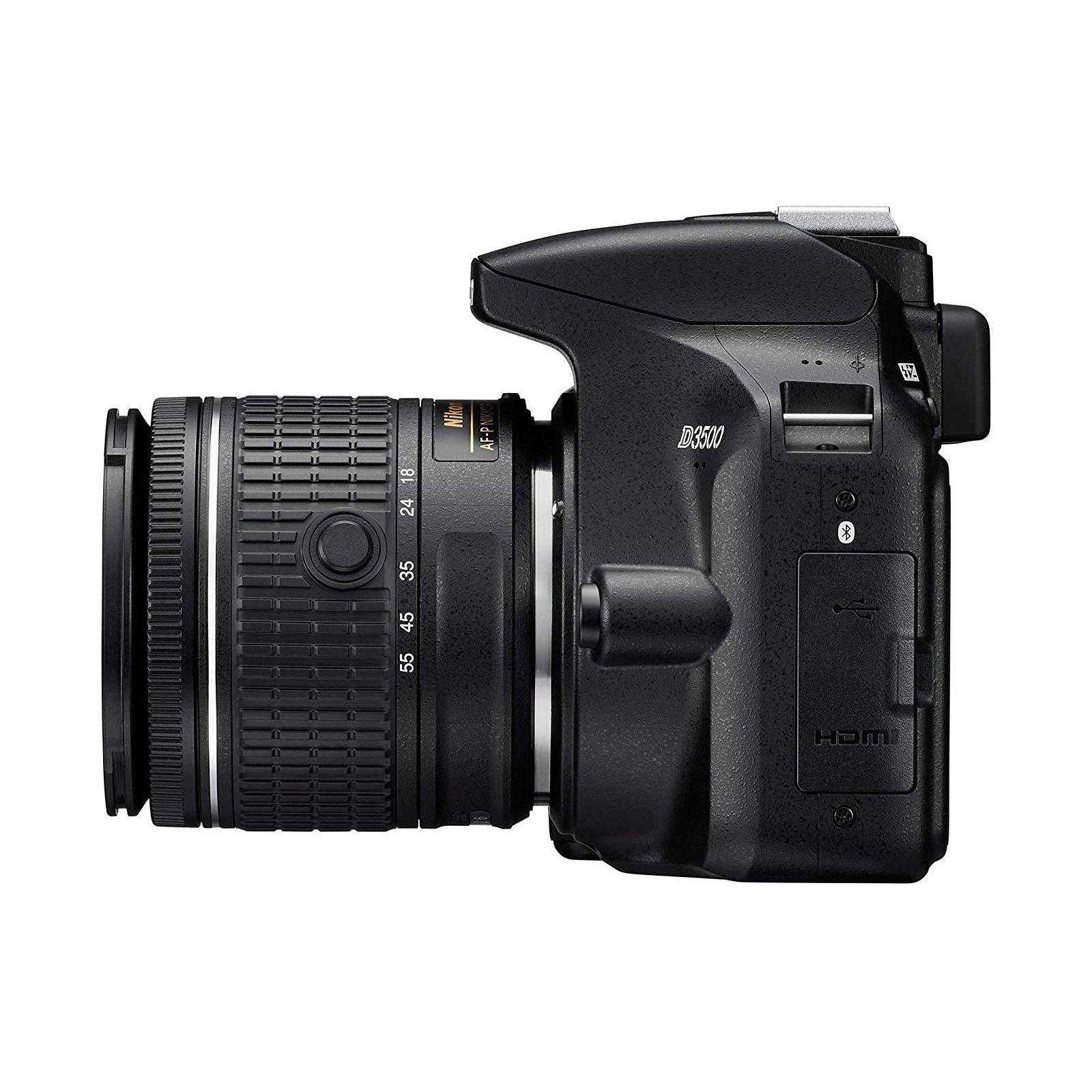 Цифровой фотоаппарат Nikon D3500 AF-P 18-55 non-VR kit (VBA550K002) изображение 7