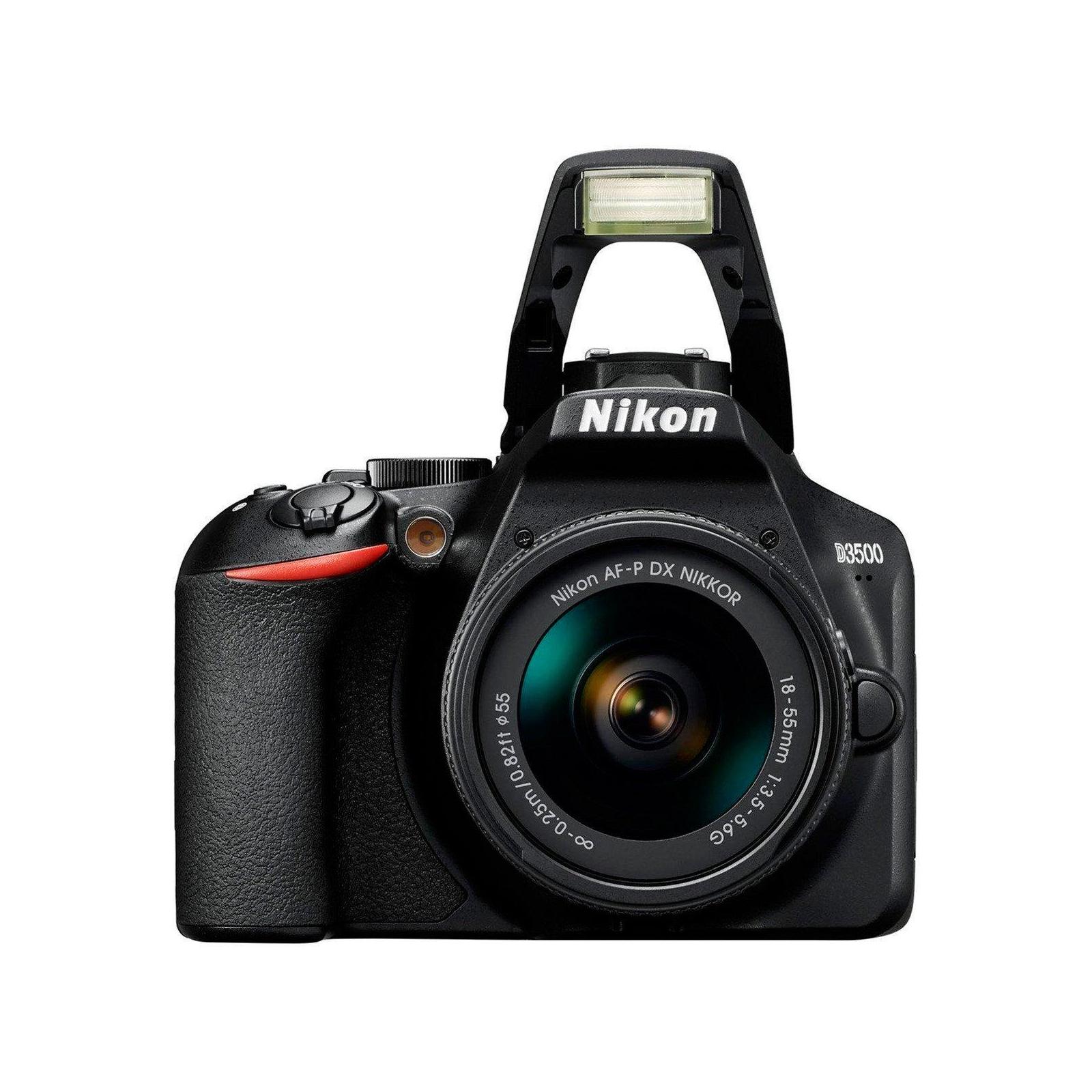 Цифровой фотоаппарат Nikon D3500 AF-P 18-55 non-VR kit (VBA550K002) изображение 9