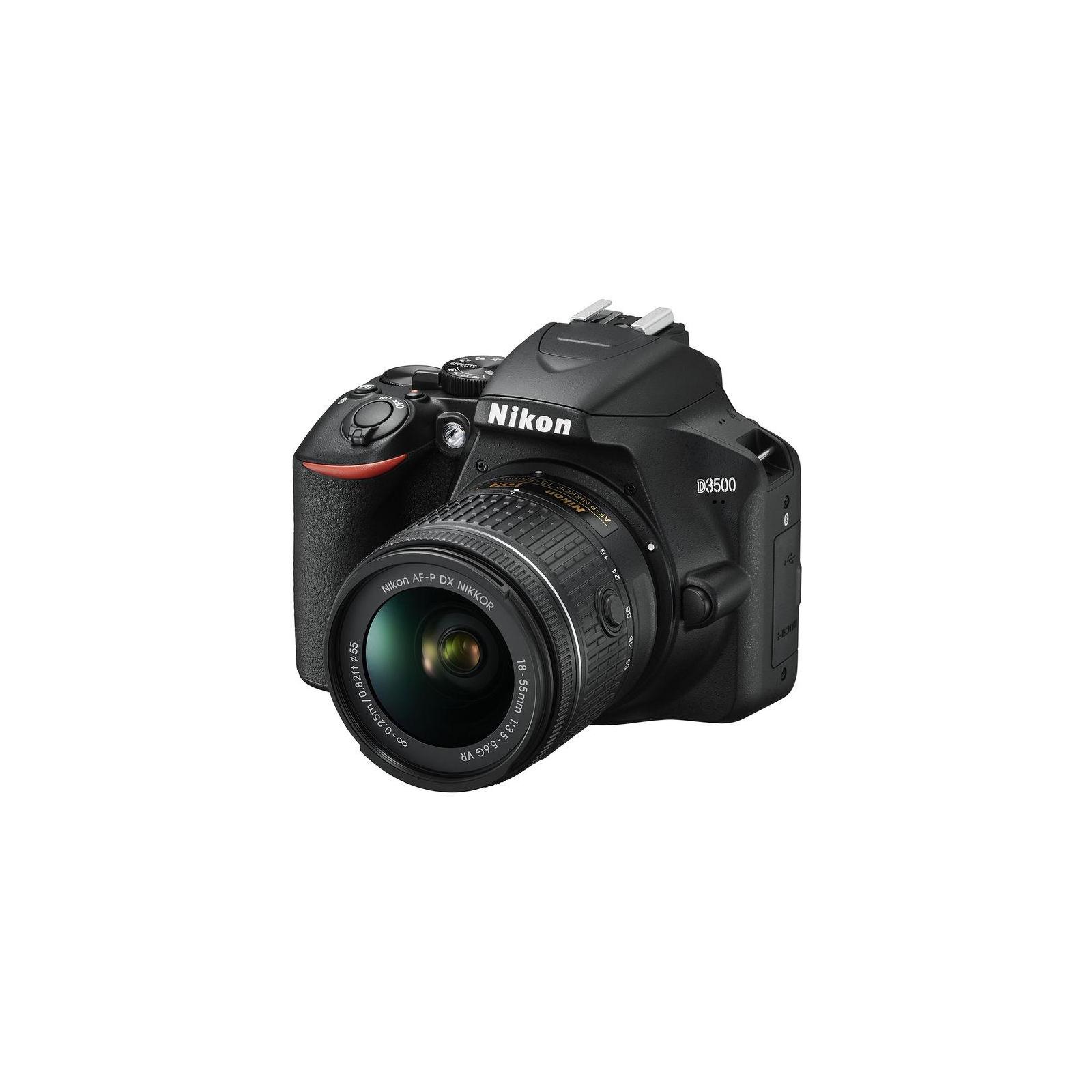 Цифровой фотоаппарат Nikon D3500 AF-P 18-55 non-VR kit (VBA550K002)