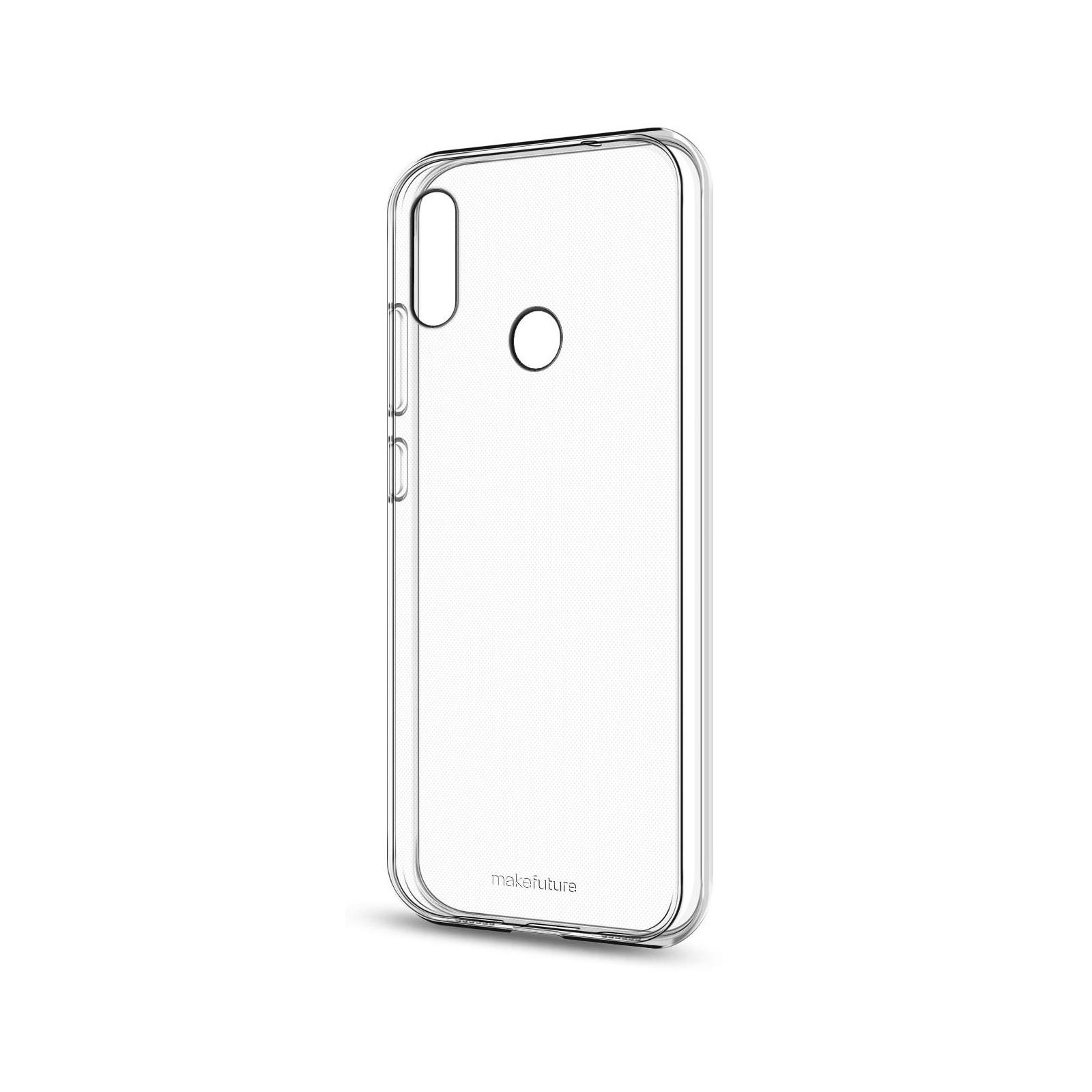 Чехол для моб. телефона MakeFuture Air Case (TPU) Xiaomi Mi8 Clear (MCA-XM8CL)