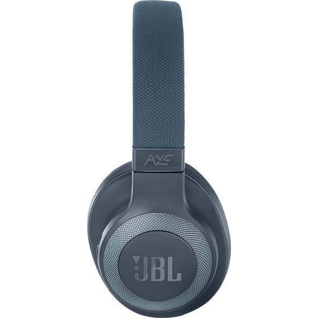 Наушники JBL E65BT NC Blue (E65BTNCBLU) изображение 3