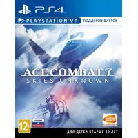 Гра SONY Ace Combat 7: Skies Unknown (з підтримкою PS VR) [PS4, Russi (1993135)