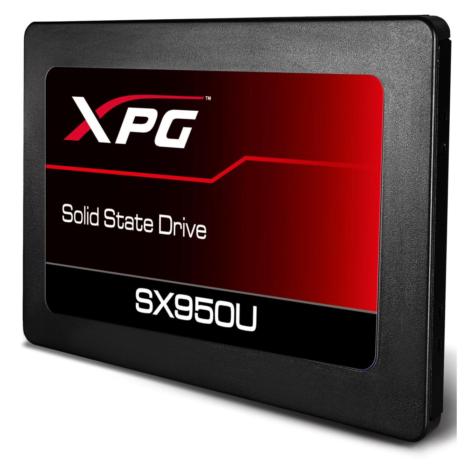 "Накопитель SSD 2.5"" 1.92GB ADATA (ASX950SS-1T92M-C) изображение 3"
