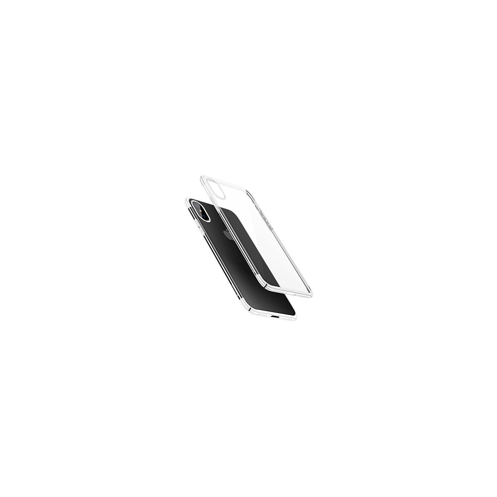 Чохол до моб. телефона Baseus iPhone XS Glitter , White (WIAPIPH58-DW02)