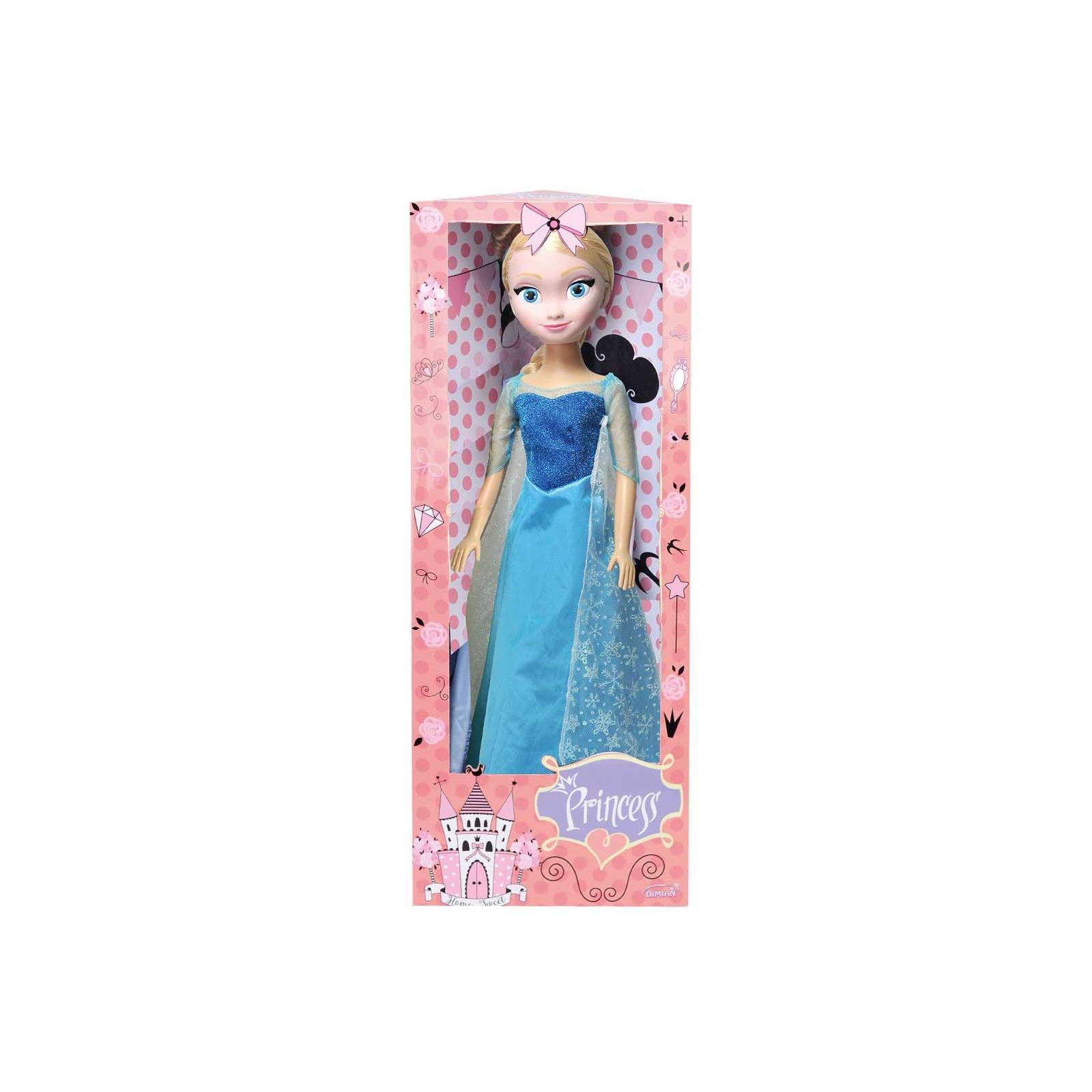 Кукла Bambolina Принцесса Элис 80 см (BD2001D) изображение 2
