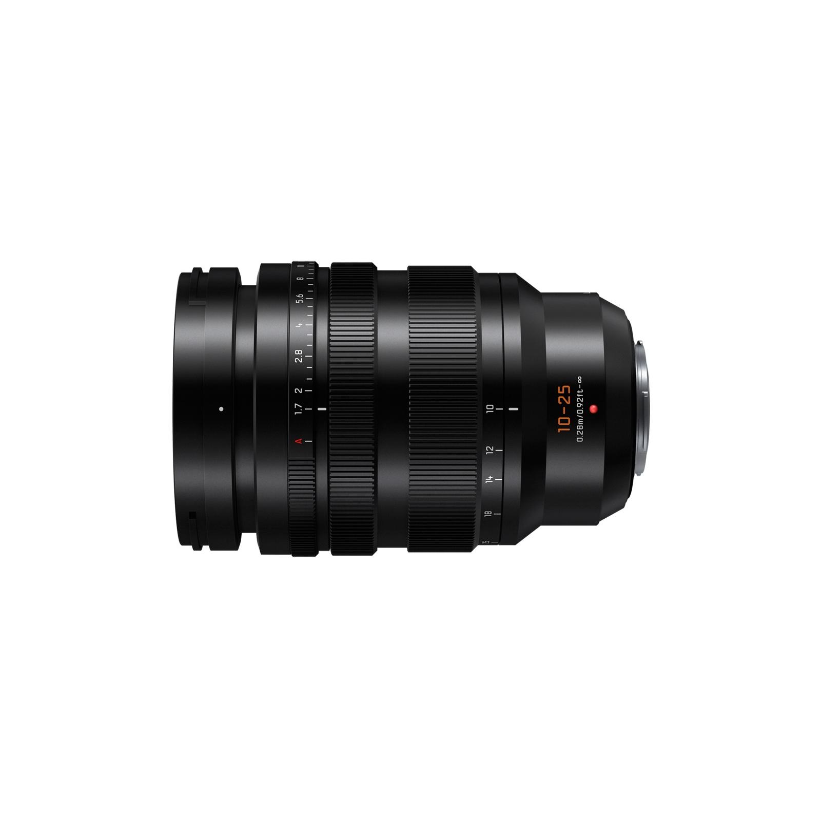 Объектив Panasonic Micro 4/3 Lens 10-25mm f/1.7 ASPH.Lumix G (H-X1025E) изображение 3